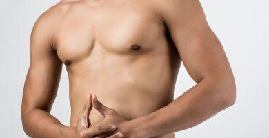 Ginecomastia en hombres
